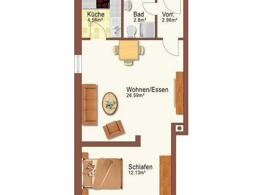 Modern möbl. Appartement inkl. Strom, Internet, Möbel !!!