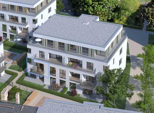 3-Zimmer-Wohnung im 1. OG, Gartenhaus 5, Süd-Balkon