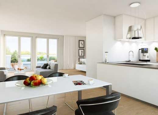 Maisonette mit 60 m² Dachterrasse - Musterwohnung besichtigen! -3.8