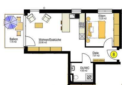 Wohnung Brackenheim