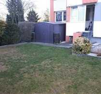Attraktive Erdgeschosswohnung mit Garten