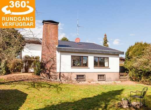 Bungalow auf großem Grundstück (1.178 m²) in ruhiger Lage von Bretzenheim