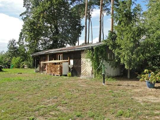 Freistehendes 2-Familienhaus in Wandlitz mit Ausbaumöglichkeiten - Bild 19
