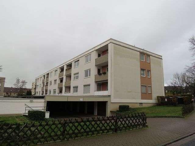 Stadtnahe 4 Zimmer Wohnung + Balkon  auch als Kapitalanlage