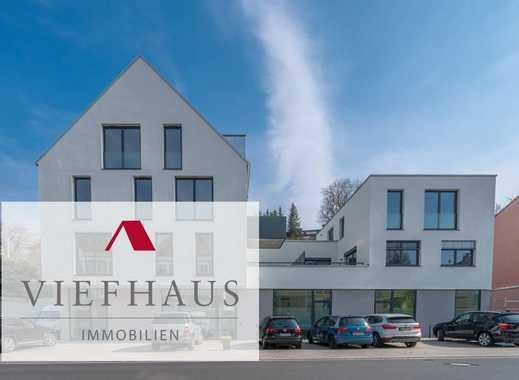 Neubau Erstbezug: Moderne, helle 3-Zimmerwohnung im Zentrum Höchbergs