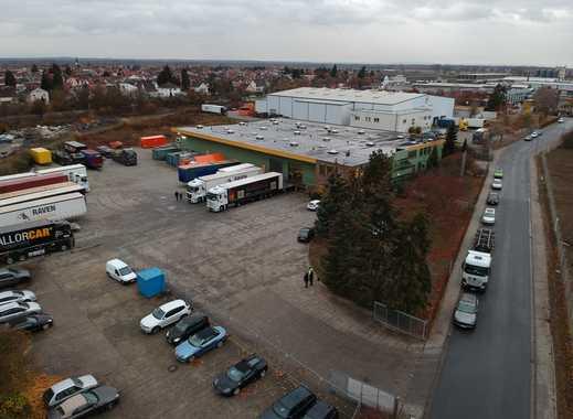 PROVISIONSFREI**vermietete Logistikanlage mit Baureserve zu verkaufen