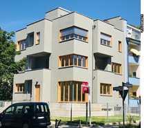 Erstbezug Architektur Townhouse