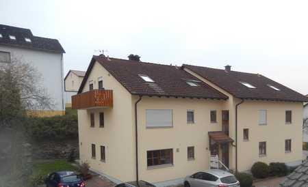 Gepflegte 3-Zimmer-Wohnung mit Balkon und Einbauküche in Bad Abbach in Bad Abbach