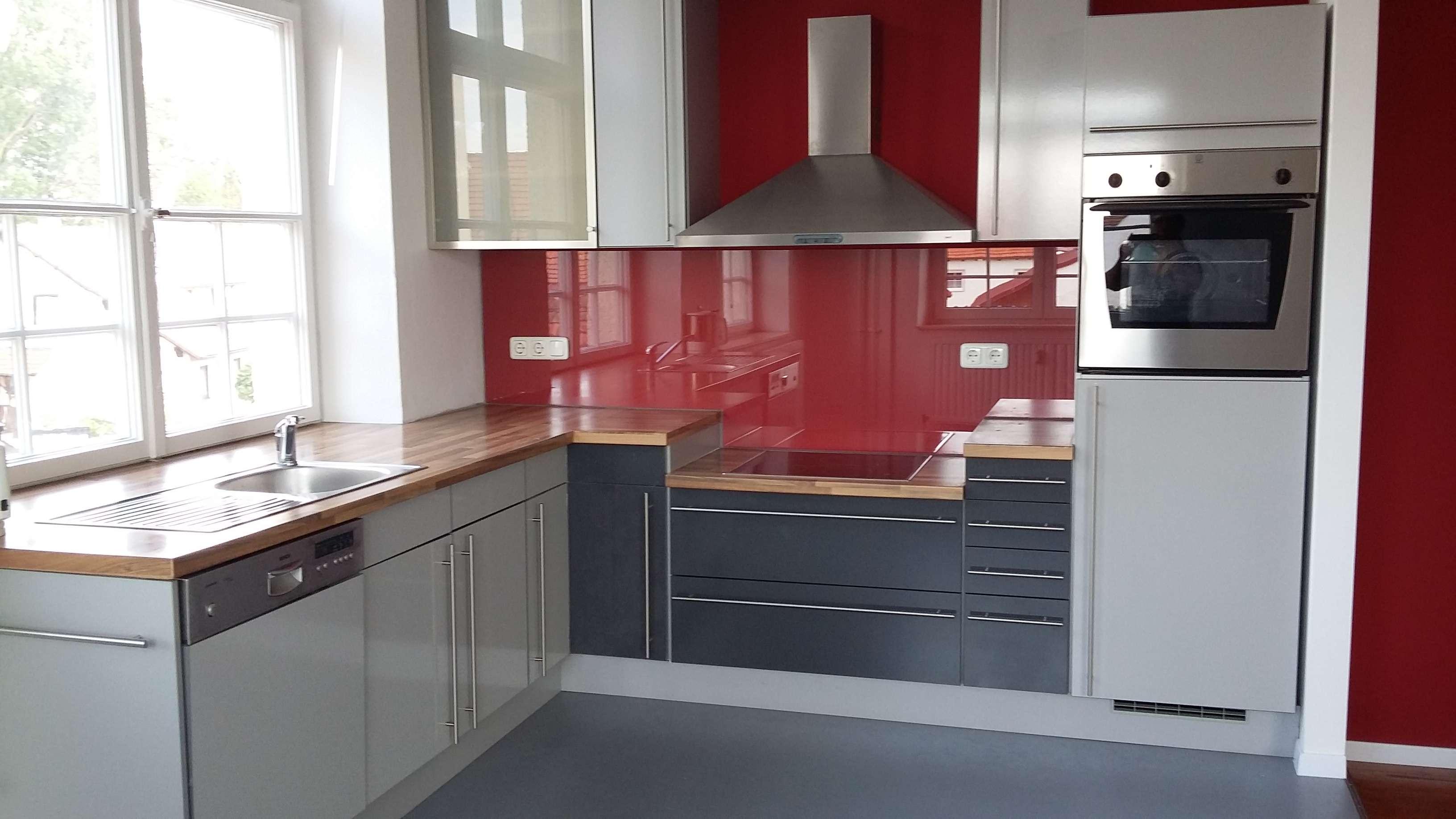 Traumhafte 2-Zimmer-Wohnung mit Balkon und Einbauküche in Geisenfeld