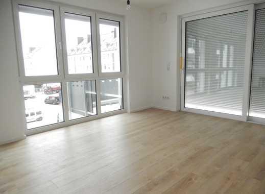 Trier Innenstadt exklusive 3 Zimmer Wohnung Neubau,  Balkon,   Lift, 107 m² TG