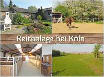 Bild Ein Paradies für Pferdefreunde - Wohnen auf der eigenen Reitanlage