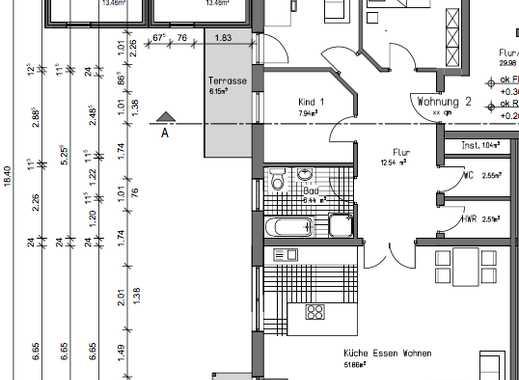 4-Zimmerwohnung mit 2 Terrassen NEUBAU zu verkaufen