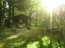 VERKAUFT Freizeitgrundstück mit Hütte und