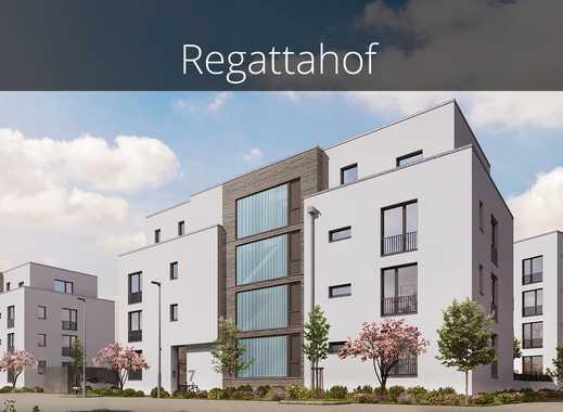 3-Zimmer-Familienwohnung im Neubau *** Herrlicher Südwest-Balkon und Gartenblick *** Ohne Provision