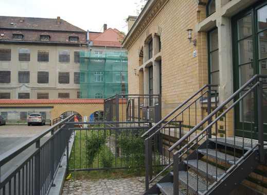 Gohlis Fleißnerstr. exklusive 2 Raum Wohnung mit hochwertiger Ausstattung, EBK, Gartenanteil