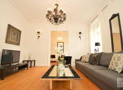 Perfekt eingerichtete Altbau-Wohnung im beliebten Flingern-Nord