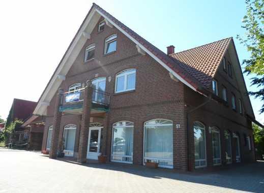 676 - Großzügige und ansprechende 3-Zimmer-Wohnung mit EBK im Ortskern von Edewecht