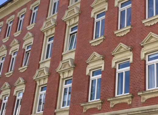 Attraktive, ruhige 2-Zimmer-Wohnung mit Balkon und EBK in Gohlis-Süd