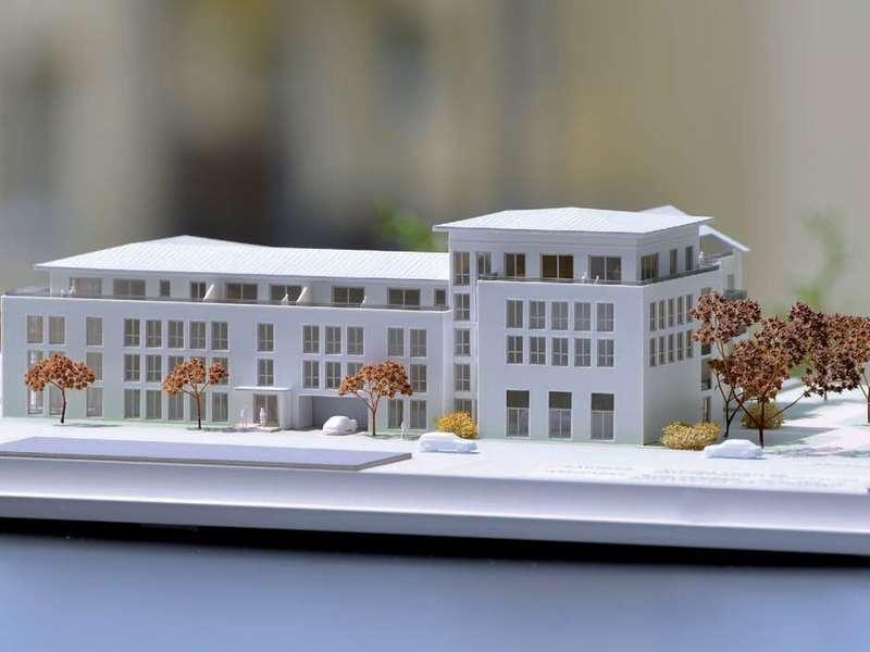 Repräsentative Büro-/Praxisräume -verschiedene Größen-