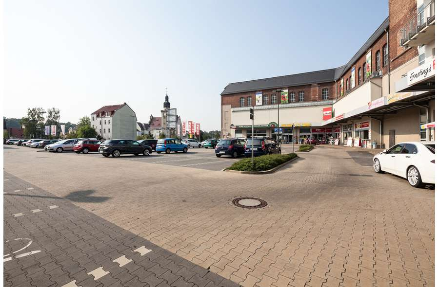 Fachmarktzentrum