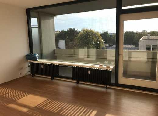 Schönes Apartment Balkon in Düsseldorf Golzheim