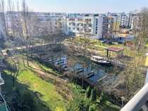 Bild Bezugsfreie 2 Zimmer-Wohnung + großer Terrasse + Fahrstuhl + EBK + Keller + optional PKW-Tiefgarage
