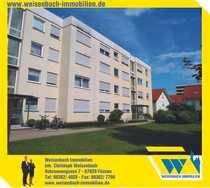 3-Zimmer-Wohnung in sonniger Lage mit