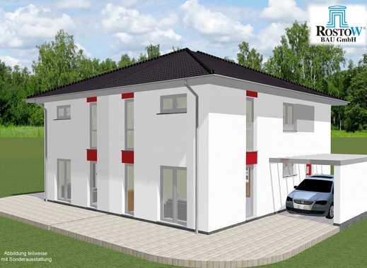 Moderne Doppelhaushälfte in Fangschleuse auf Traumgrundstück