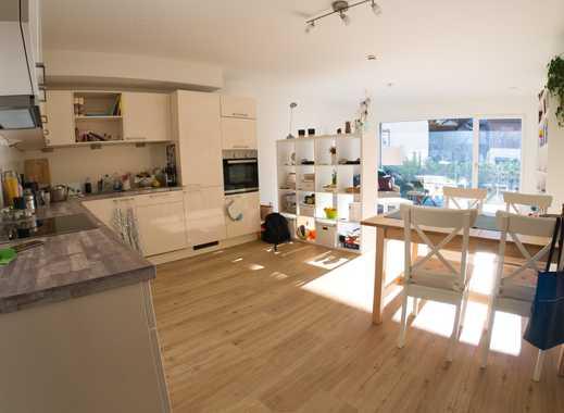 Gartenwohnung mit Küche im ruhigen Neubau