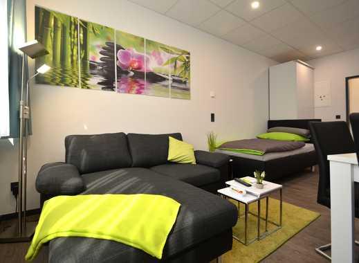 Erstbezug! - Möbliertes 1-Zimmer-Apartment mit Charme im Offenbacher Zentrum nahe der Fußgängerzone