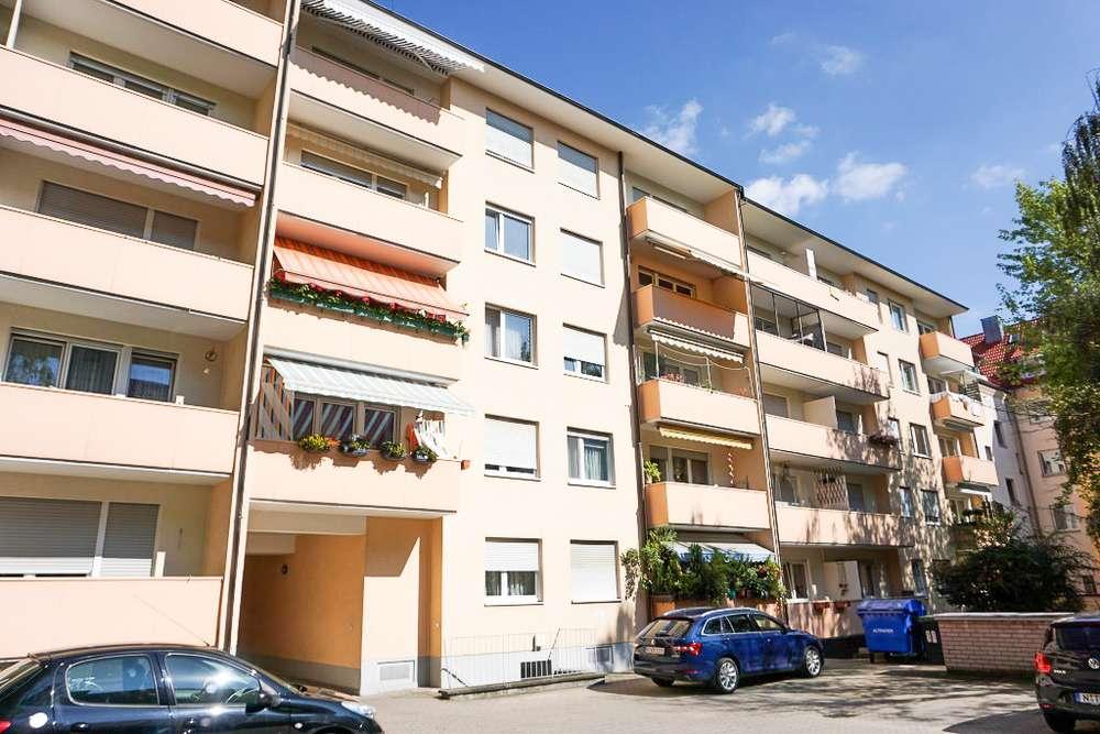 ++ Erstbezug nach Renovierung - moderne 3-Zimmer-Wohnung in attraktiver Lage ++ in Veilhof (Nürnberg)