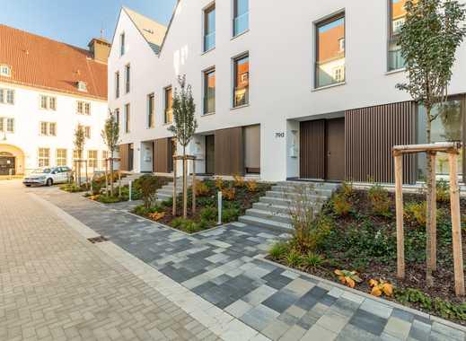 Neubau: 2-Zimmerwohnung m.Poggenpohl Design-Einbauküche und 35 m²-Terrasse