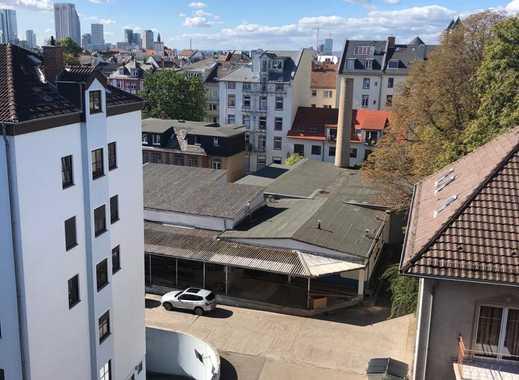 1 Zimmer Apartment mit tollem Skylineblick im Nordend.Ost / Bornheim fußläufig zur Bergerstrasse