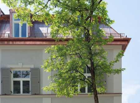 ERSTBEZUG NACH KERNSANIERUNG - 2-Zi.-Whg. der Extraklasse in M-Neuhausen!    in Neuhausen (München)