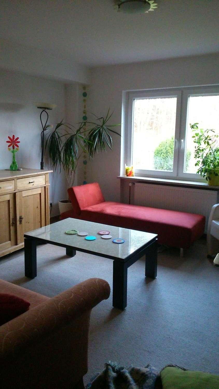 2,5  Zimmer Souterrain-Wohnung mit separatem Eingang und Garten in Möhrendorf