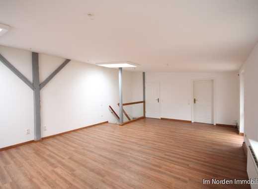 Zu mieten großzügige 3-Zimmer-Wohnung über 2 Ebenen