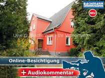 Bild Berlin / Biesdorf-Süd: Doppelhaushälfte mit 4 Zimmern wartet auf Feinschliff -  UWE G. BACHMANN