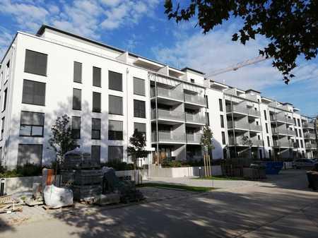 Neubau; Exclusive 3-Zimmer-Wohnung in Freising