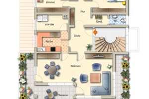 3.5 Zimmer Wohnung in Günzburg (Kreis)
