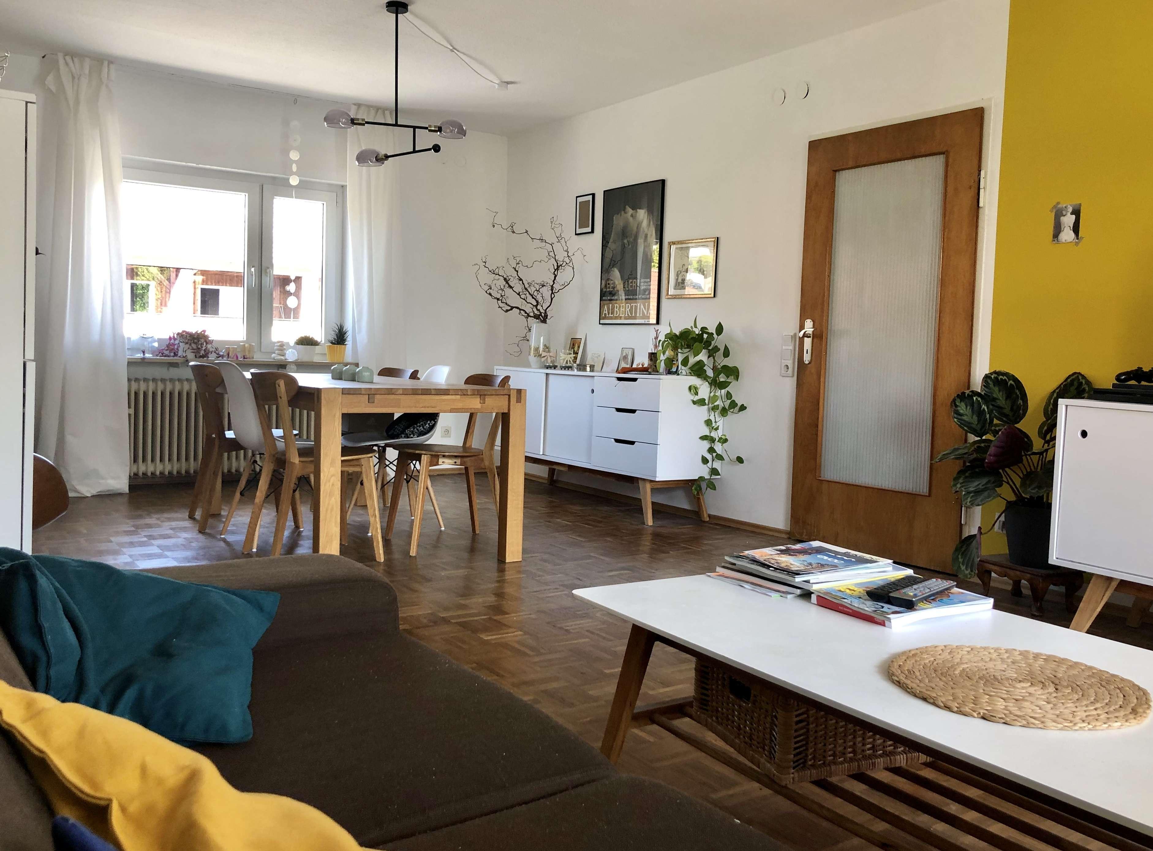 Helle 3-Zimmer-Wohnung in Ammerndorf - Zentrumsnah und doch im Grünen