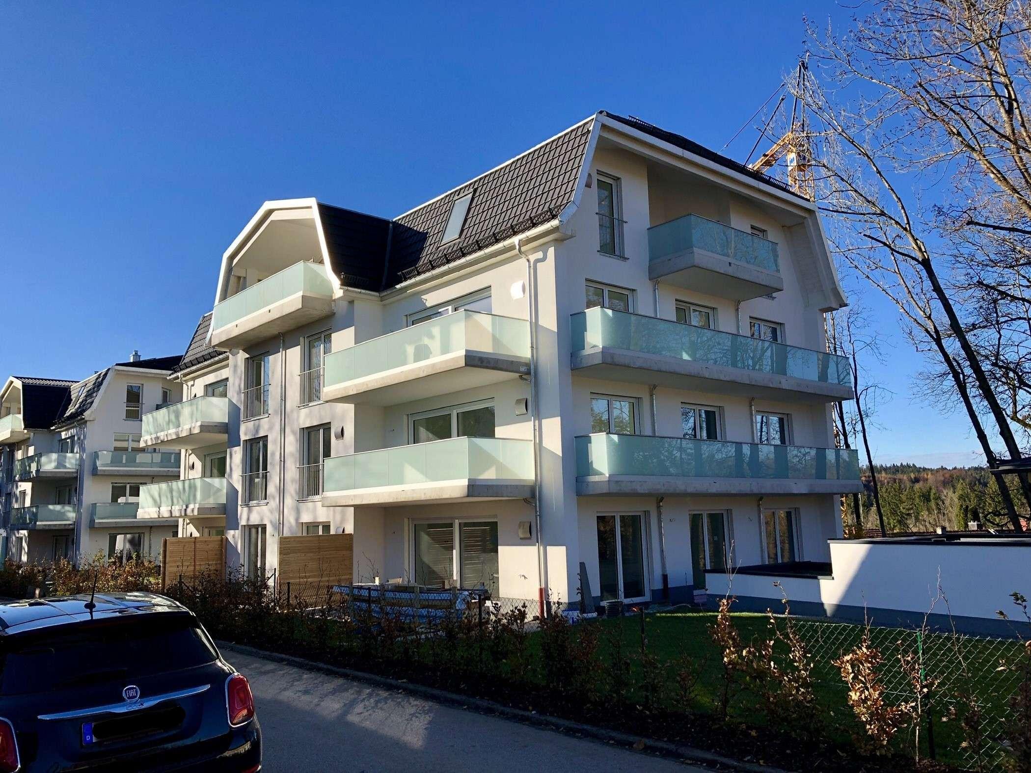 Wohnen direkt an der Isar - Exklusive 3-Zimmer-Wohnung in Bad Tölz in Bad Tölz