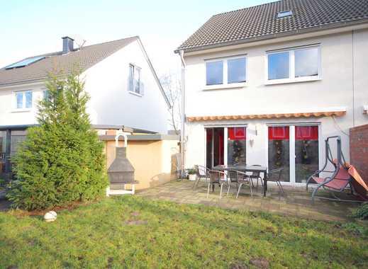 Attraktive Doppelhaushälfte mit Garten und Garage aus dem Baujahr 2007 in Essen-Katernberg