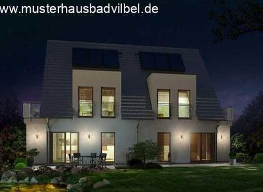 Ohne zusätzliche Provision*Doppelhaushälfte mit tollem Grundstück in TOP Lage von Saulheim * KFW 55