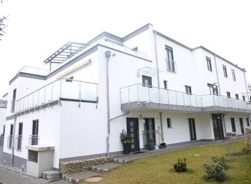 Neuwertige, ruhige, helle, moderne 2-Zimmer-Wohnung mit Balkon und EBK  im 1. OG
