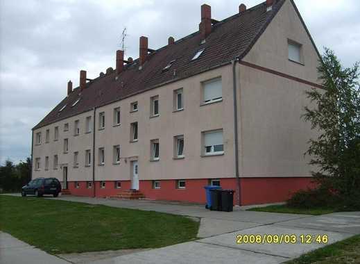3-Raum-Wohnung in ländlicher Umgebung, familiär und ruhig