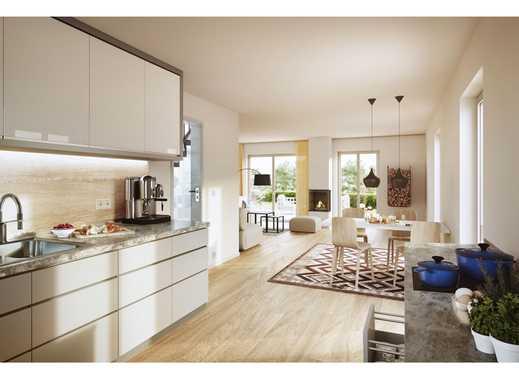 Höchster Wohnkomfort in bester Lage! Attraktive Doppelhaushälfte auf ca. 160 m²!