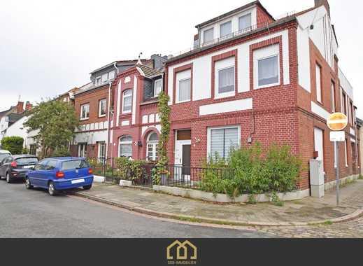 Gröpelingen / Solides: 3-Familienhaus mit 175 m² Wfl. nahe Waller Friedhof