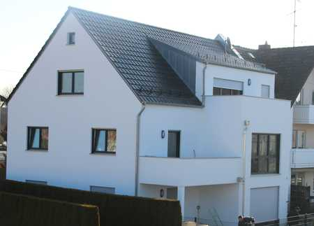 Helle ruhige EG-Wohnung + Garten + Kellerraum + Stellplatz; BJ 2014 in Südost (Ingolstadt)