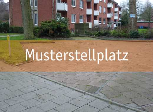 Außenstellplatz in der Pommernstraße zu vermieten