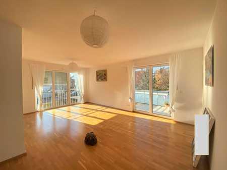 helle 3-Zimmer Wohnung mit großzügigem Balkon in Untermenzing ab 01.01.2021 in Untermenzing (München)